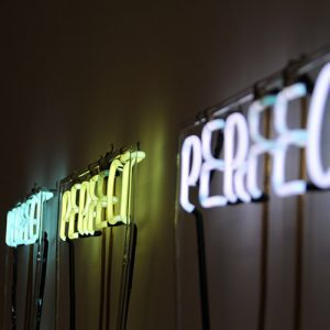 perfect illuminated signs